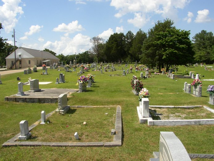 Crooked Oak Cemetery