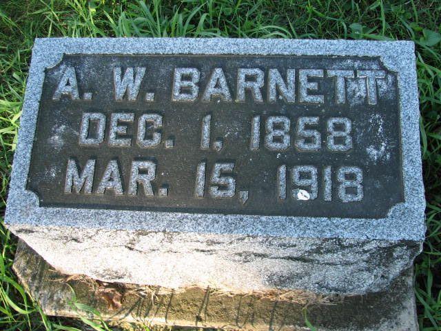 A. W. Barnett