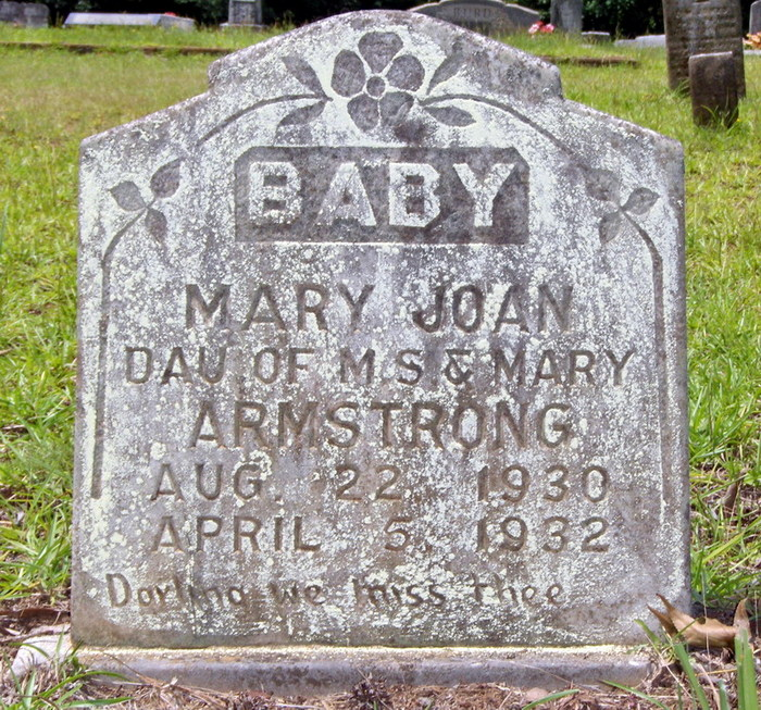 Mary Joan Armstrong