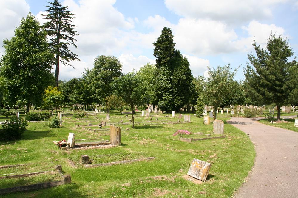 Canterbury City Cemetery