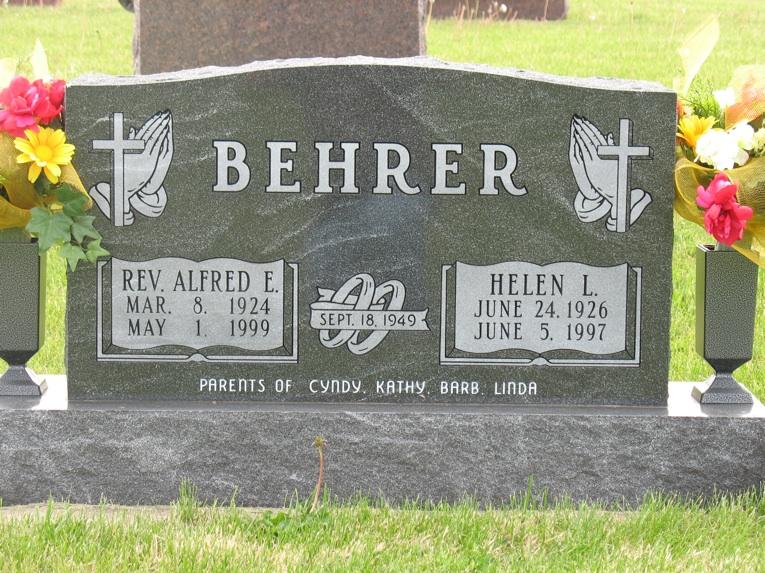 Helen L. Behrer