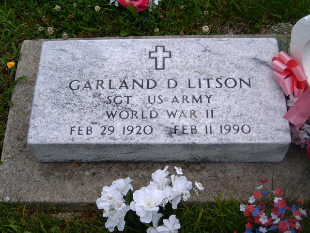 Garland D Litson