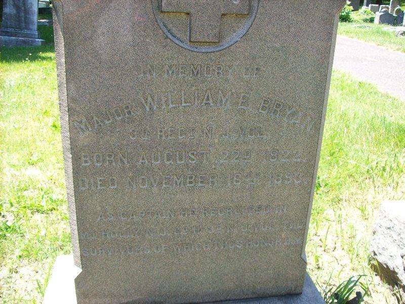 Maj William E. Bryan