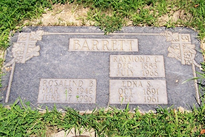 Rosalind Beverly Barrett