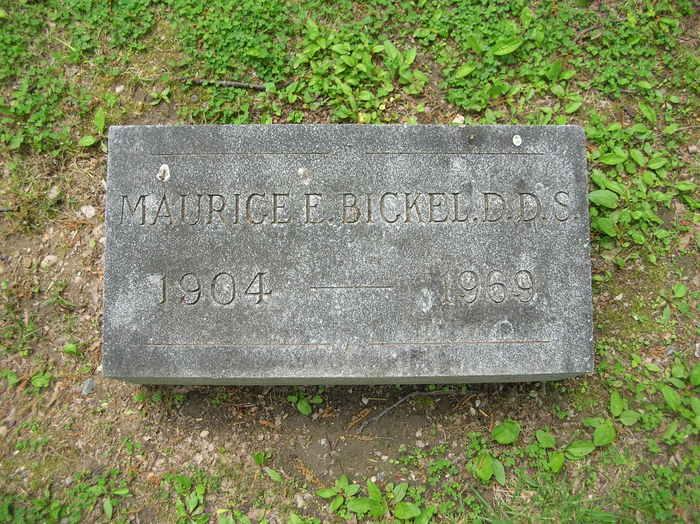 Maurice E. Bickel