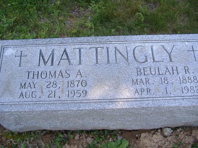 Thomas Alton Mattingly