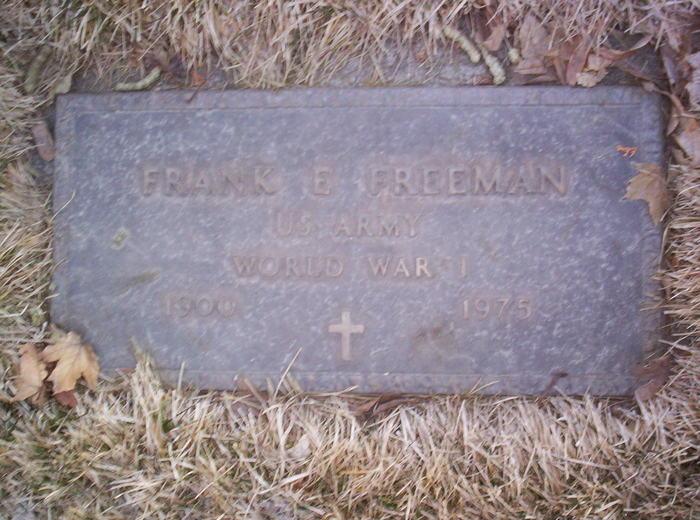 Frank E. Freeman