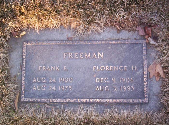 Florence H. Freeman