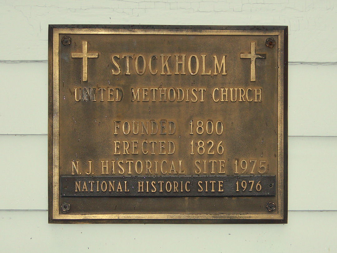 Stockholm Methodist Church Cemetery