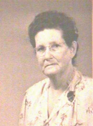 Eliza Jane <i>Rorabaugh</i> Carroll