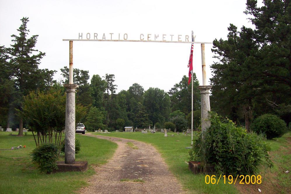 Horatio Cemetery