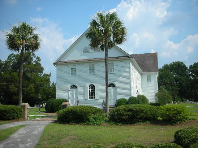 Johns Island Presbyterian Church Cemetery