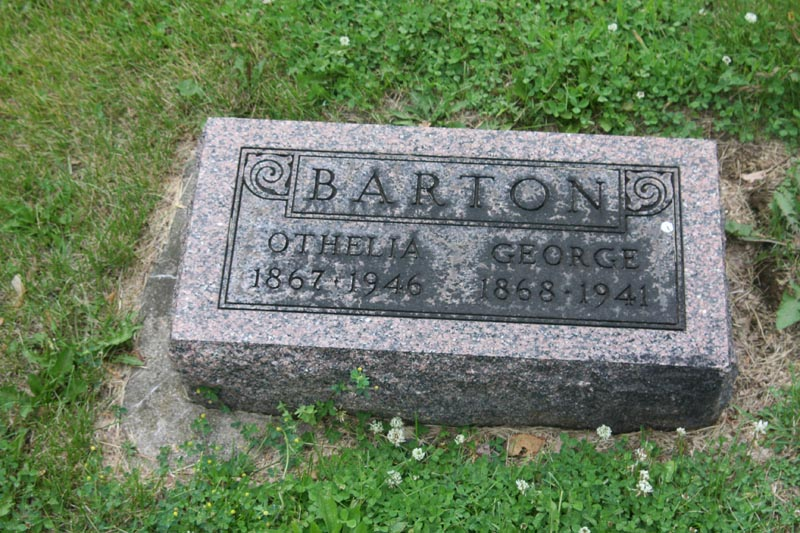 Othelia <i>Griffin</i> Barton