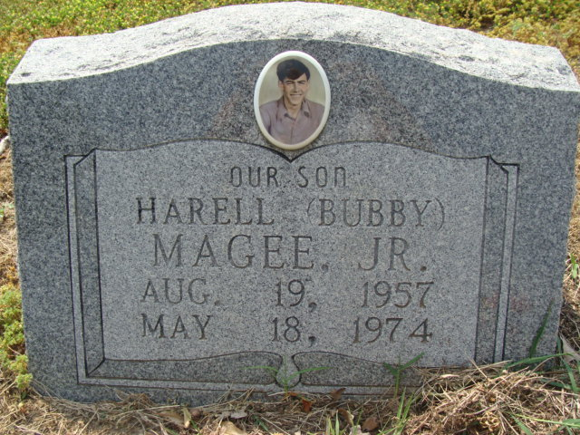 Harell Bubby Magee, Jr