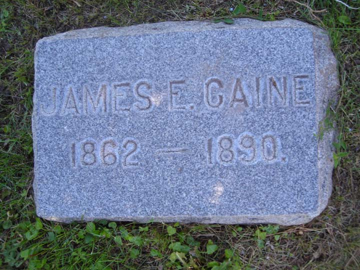 James Edward Caine