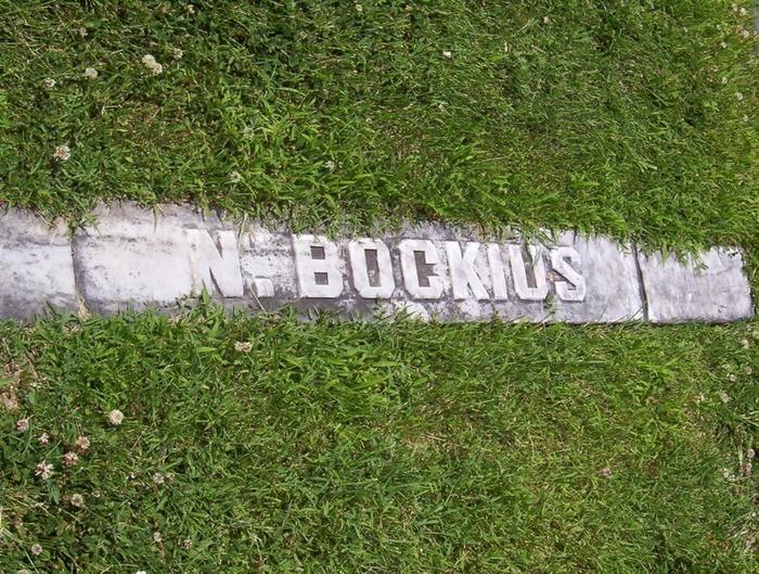 Nicolaus B. Nick Bockius