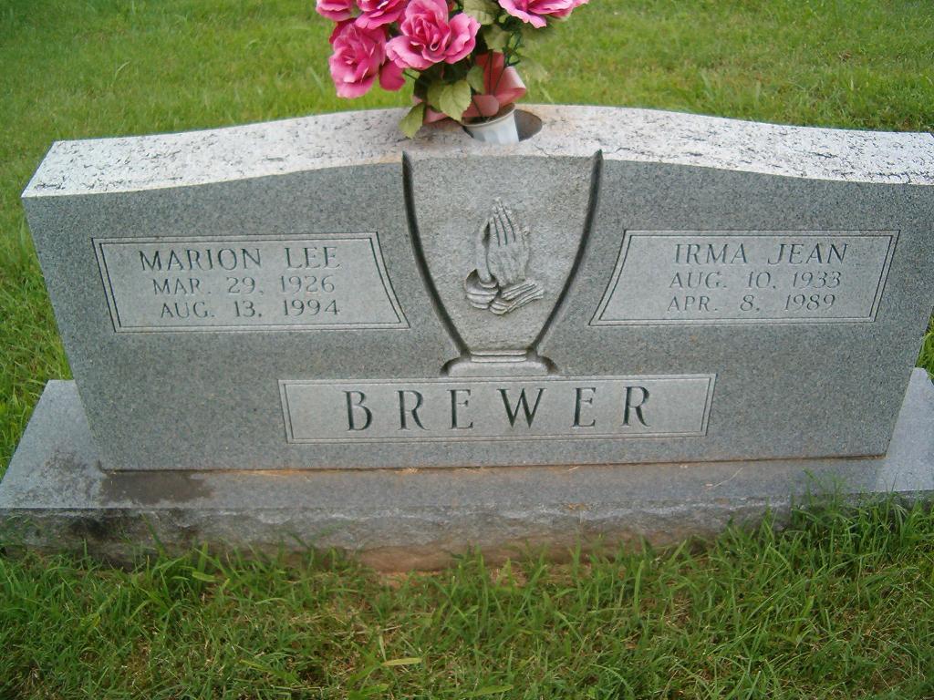 Irma Jean Brewer