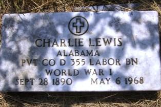 Charlie Lewis