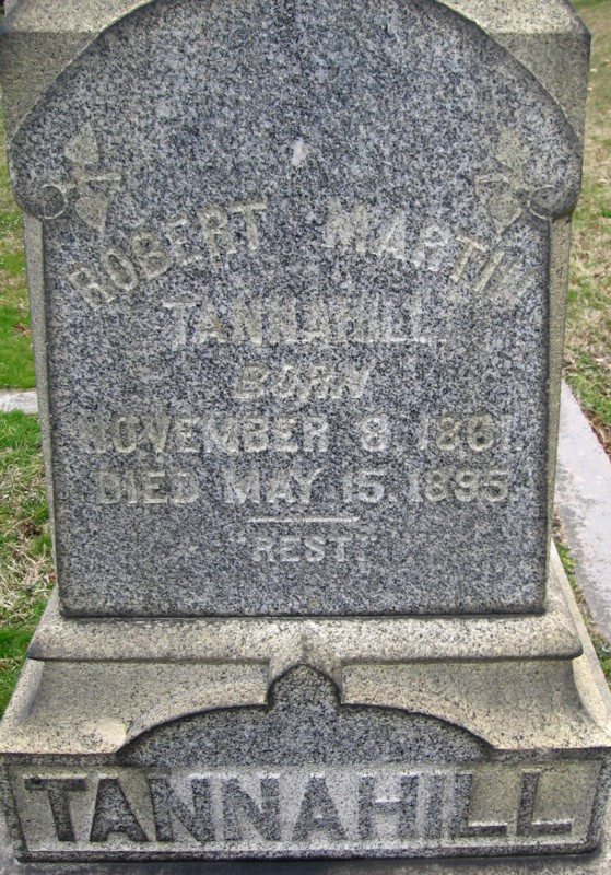 Robert Martin Tannahill