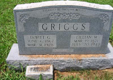 Lillian Mae <i>Downs</i> Griggs