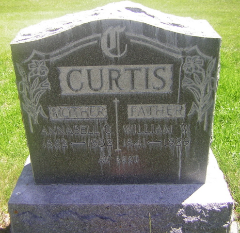 Annabell <i>Cole</i> Curtis