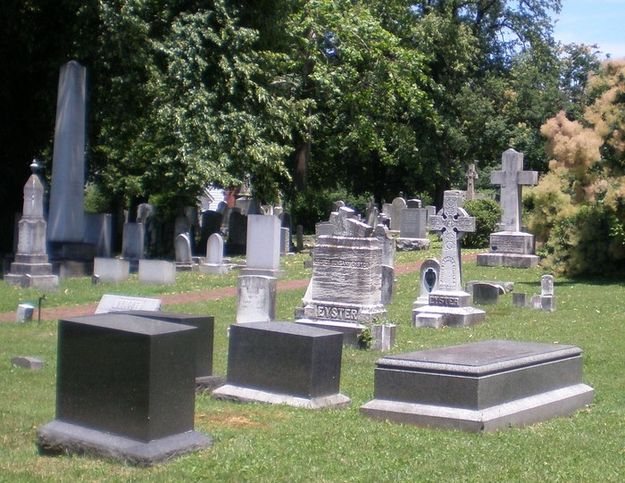 Zion Episcopal Churchyard