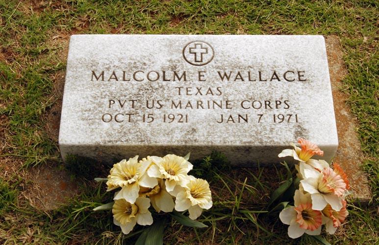 Malcolm Everett Mac Wallace