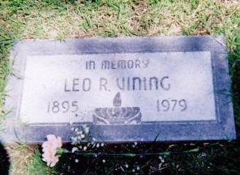 Leo Roy Vining