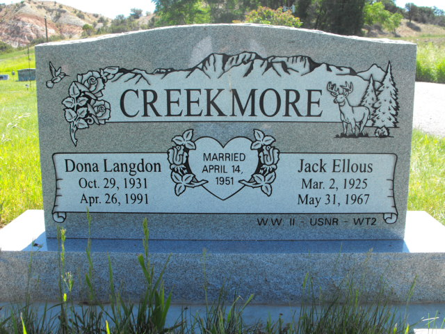 Jack Ellous Creekmore