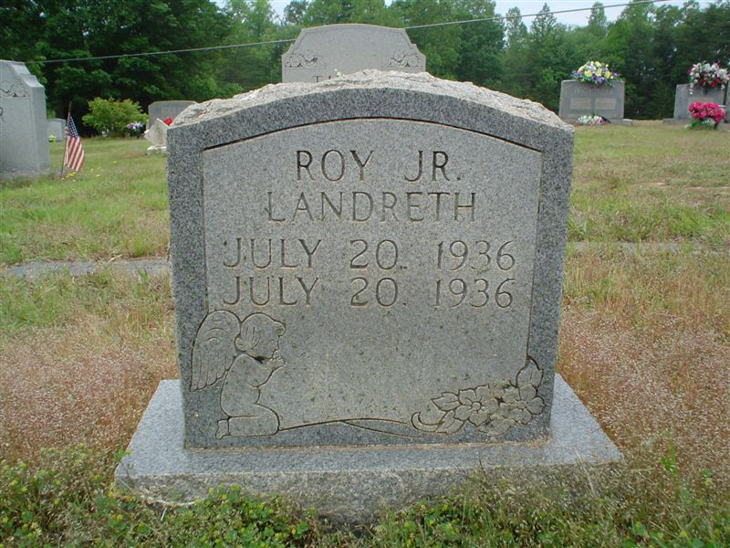 Roy Landreth, Jr