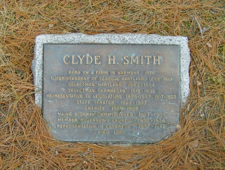 Clyde Harold Smith