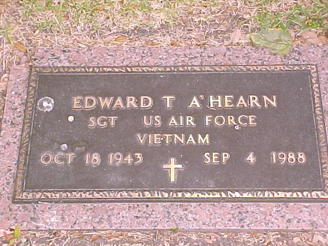 Edward T. A'Hearn
