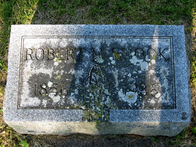 Robert M Shook