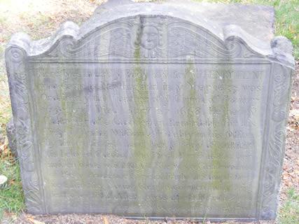 Rev Henry Flynt