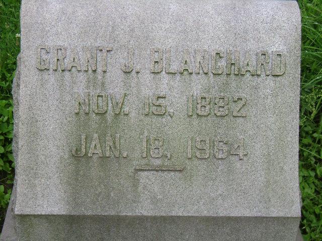 Grant J. Blanchard