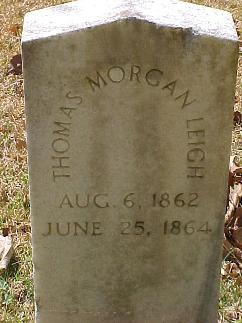 Thomas Morgan Leigh