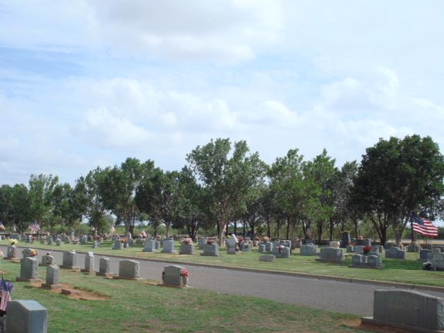 Andrews West Cemetery