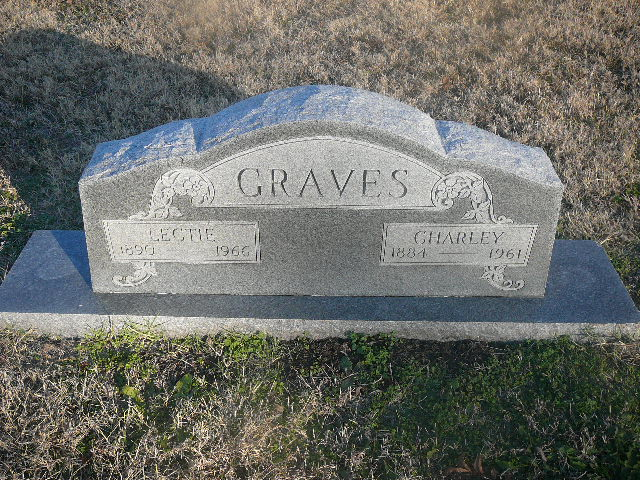 Lectie M. <i>Campbell</i> Graves