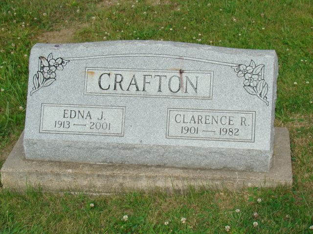 Edna Jane <i>Meck</i> Crafton