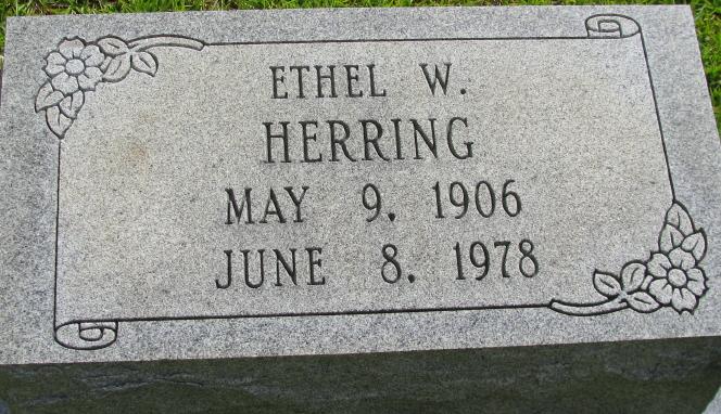 Ethel W Herring