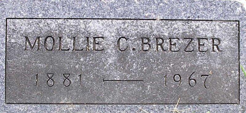 Mollie C Brezer