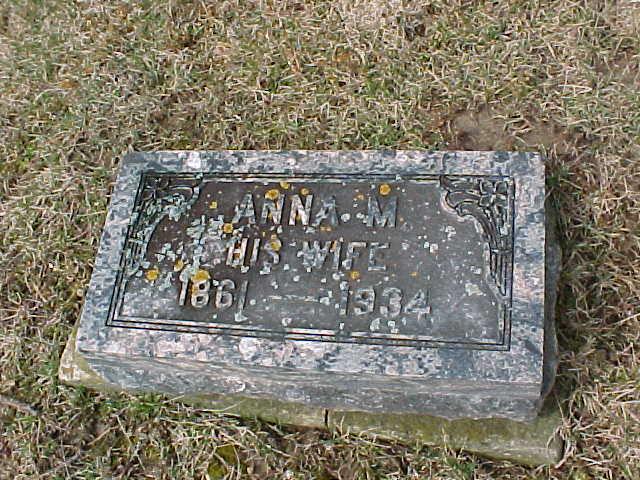 Anna M. <i>Linniger</i> Phillips