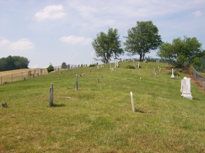 Zion Hill Baptist Church Cemetery
