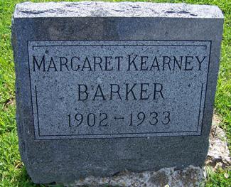 Susie Margaret <i>Kearney</i> Barker