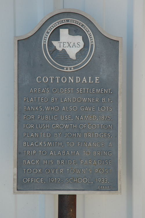 Zeer Cottondale Cemetery in Cottondale, Texas - Find A Grave Cemetery &EO84