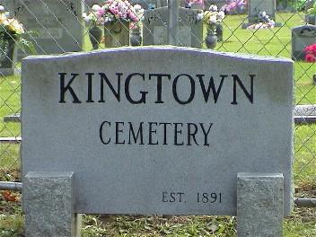Kingtown Cemetery