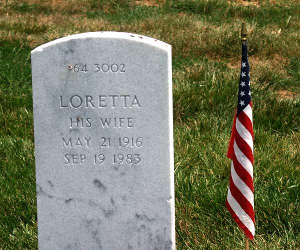 Loretta M <i>Moore</i> Evdokimoff