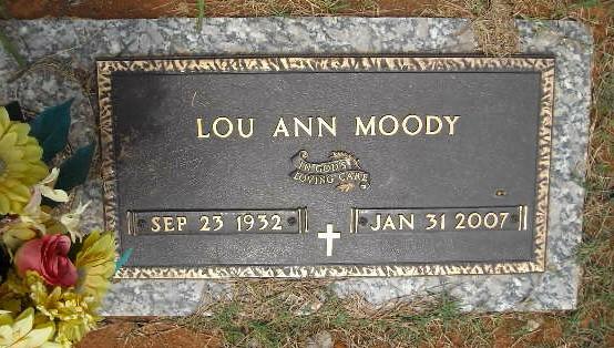 Lou Ann <i>Diehl</i> Moody