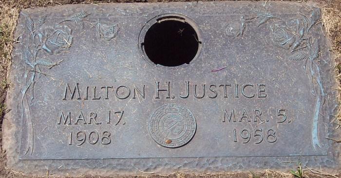 Milton Harry Rodney, Mike Justice