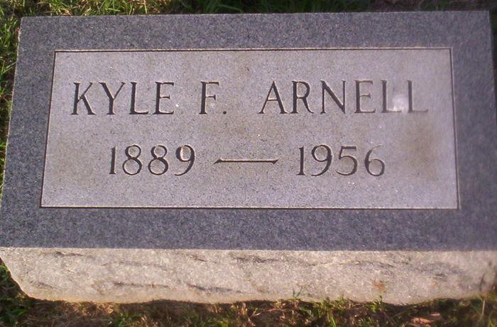 Kyle F Arnell